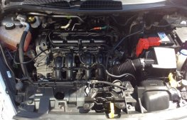Ford Fiesta 1.25 Zetec 3dr engine