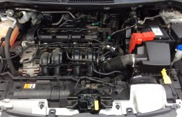 Ford Fiesta 1.25 Zetec 5dr engine
