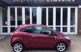 Ford Ka 1.2 Tattoo Premium 3dr driver side
