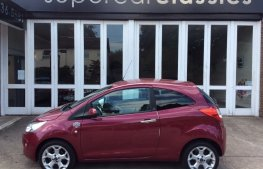 Ford Ka 1.2 Tattoo Premium 3dr passenger side