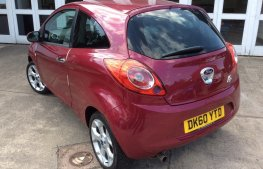 Ford Ka 1.2 Tattoo Premium 3dr rear